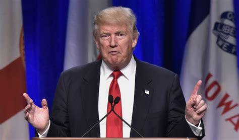Trump pide perdón tras comentarios machistas | Diario ...