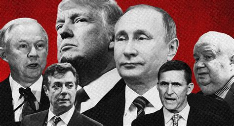 Trump Russia ties: The definitive scandal guide   POLITICO