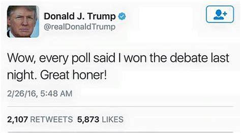 Trump s 20 Worst Tweets