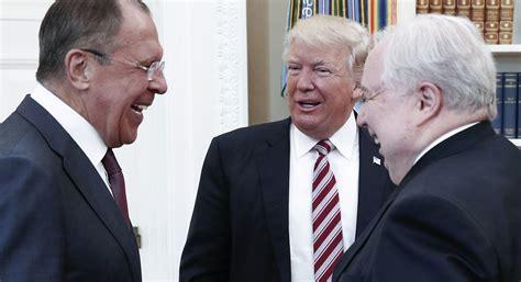 Trump's big Russia reset   POLITICO