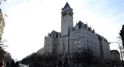 Trump's D.C. hotel lost $1.1 million in Sept., Oct.   POLITICO