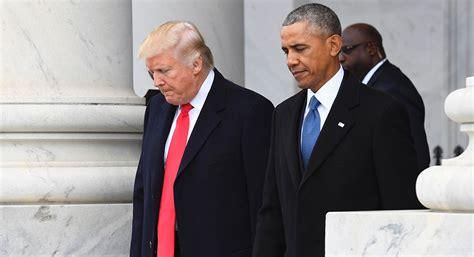 Trump's Obama obsession   POLITICO