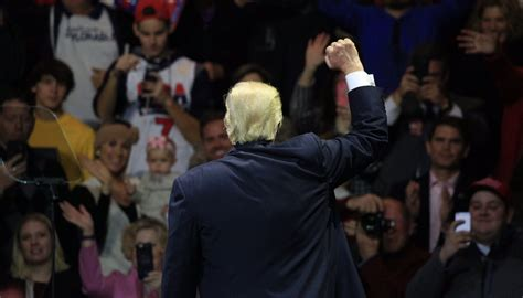 Trump's 'we told you so' tour   POLITICO