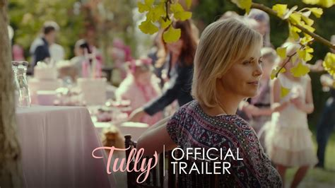 TULLY   Official Trailer [HD]   In Theaters May 4   YouTube