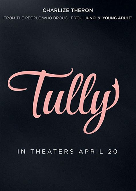 Tully   Teaser trailer con Charlize Theron | Cine PREMIERE