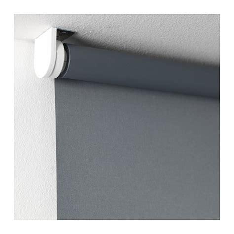 TUPPLUR Block out roller blind Grey 100x195 cm   IKEA