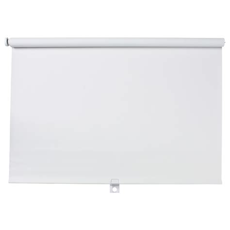 TUPPLUR Block out roller blind White 100x195 cm   IKEA