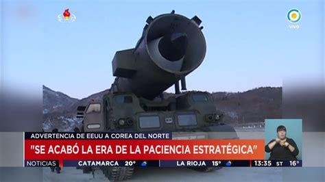 TV Pública Noticias   Tensión EEUU Corea Del Norte   YouTube