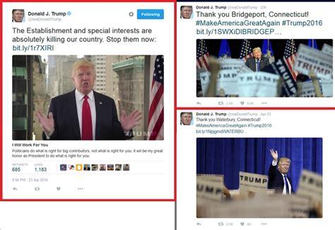 Twitter Shadowbans Donald Trump Tweet   Tea Party News