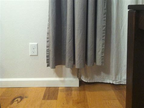 Two pairs of DIY curtains for my dining room, plus a DIY ...