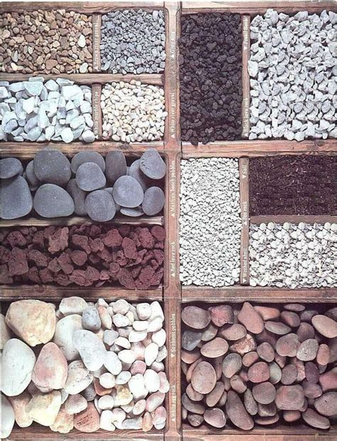 Types of Stone Mulch | Gardening & Landscaping  I ...