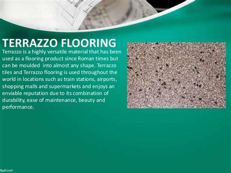 types of terrazzo flooring – Meze Blog