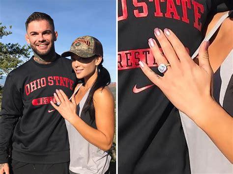 UFC Star Cody Garbrandt Engaged to Girlfriend | TMZ.com