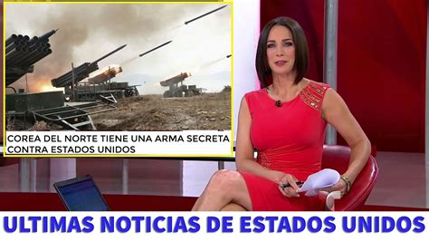 Ultimas Noticias de ESTADOS UNIDOS   Arma Secreta De Corea ...