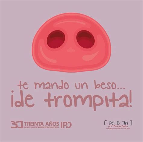 Un beso | Besos Frases | Pinterest