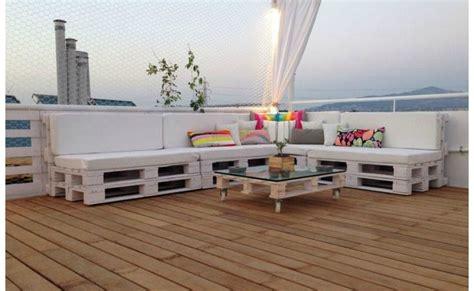 Un chill out en tu terraza fácil y colorido – I Love Palets