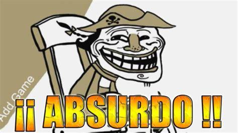 UN JUEGO MUY ABSURDO !! | Trollface Quest 2   YouTube