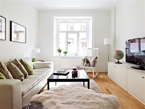 Un piso pequeño en colores neutros   Blog decoración ...
