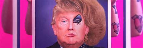 Una artista transforma las frases más machistas de Trump ...