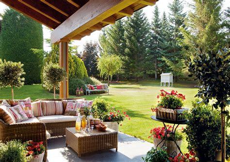 Una casa en el campo para disfrutar sin prisas