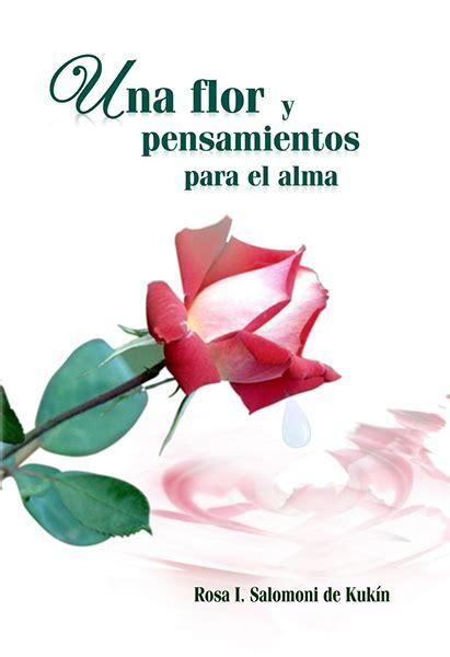 Una flor y pensamientos para el alma – Editorial LEC