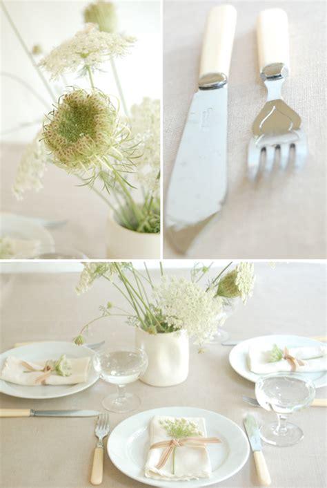 Una mesa decorada para una comunion   Paperblog