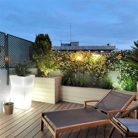 Una terraza ático para vivirla   Nuevo Estilo