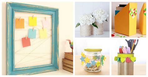 Usa viejos objetos para decorar en casa | Manualidades