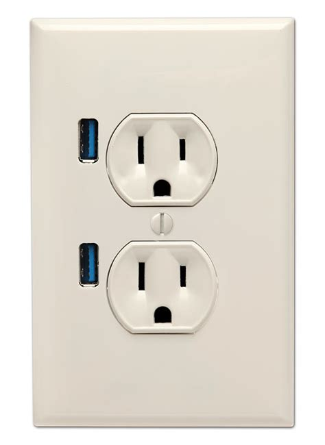 USB Wall Outlet