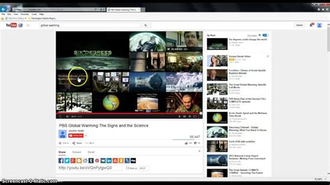 Using ViewPure.com   YouTube