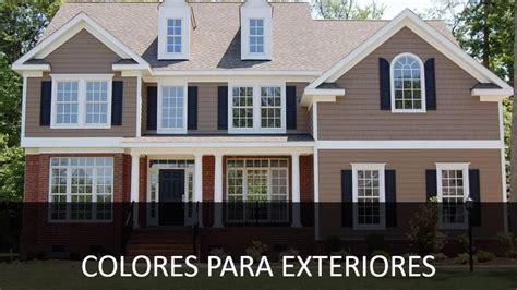 Uso de colores: Colores para exteriores   YouTube