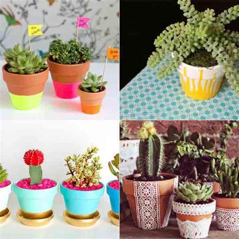 Vasos decorados com artesanato – Veja dicas para fazer em ...