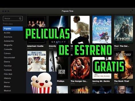 Ve Peliculas de estreno Gratis con Popcorn Time   YouTube