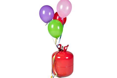 Ventajas de comprar helio para globos. eldia.es.