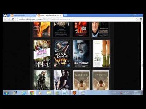 ver peliculas de estreno completas en HD y gratis   YouTube