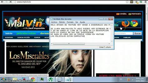 Ver Peliculas Online Gratis Sin Descargar Fox   pelis ...