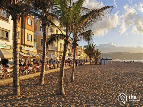 Vermietung Las Palmas de Gran Canaria für Ihre Ferien mit IHA