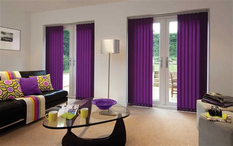 Vertical Blinds   Surrey Blinds & Shutters