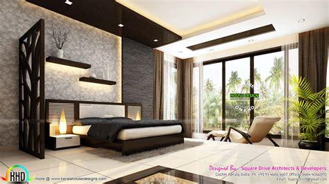 Very beautiful modern interior designs   Kerala home ...