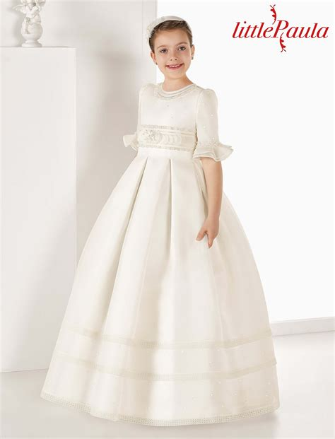Vestido Comunión Carmy, Little Paula