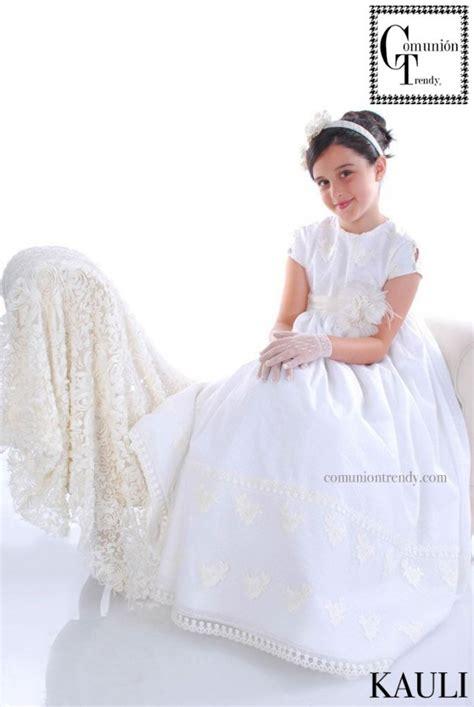 Vestidos de Comunión de KAULI Moda Infantil | COMUNIÓN ...
