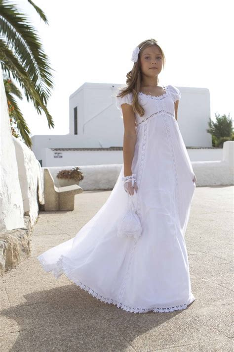 Vestidos de Comunión ibicencos 2016: un estilo diferente ...