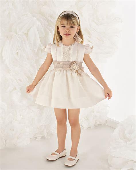 Vestidos de comunión ideales para niñas   Rosa Clará