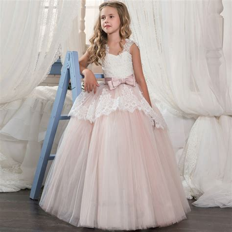 Vestidos de comunión para niña ¡27 Bellos Diseños con Foto ...