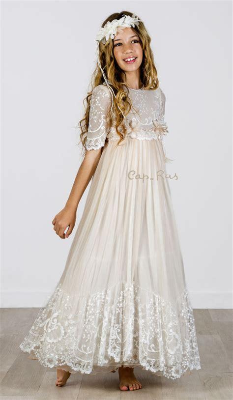 Vestidos de comunión para niñas   Blog HigarNovias