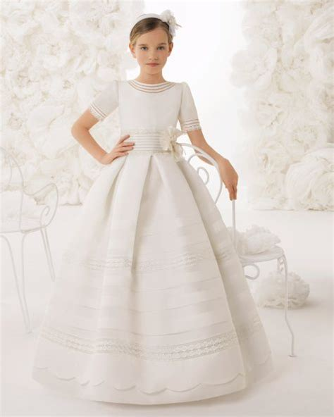 Vestidos de comunión   Rosa Clará Colección 2018