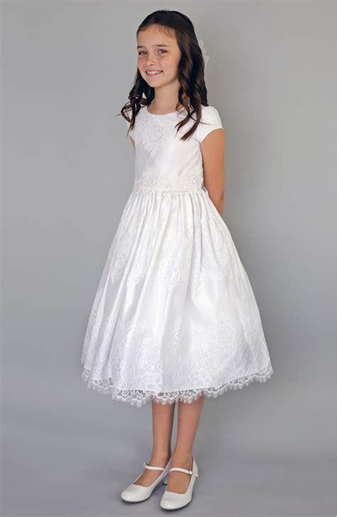 Vestidos de primera comunión cortos ¡17 Diseños de ...