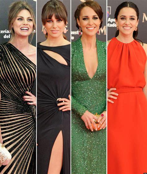 Vestidos Goya: alfombra roja de los Premios Goya 2013  FOTOS