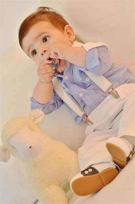 Vestidos para bautizo: ideas para niño y niña  Foto 10/27 ...