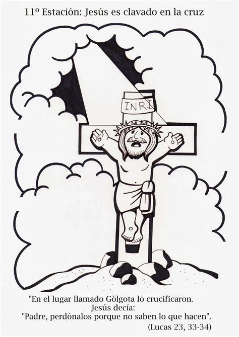 Via Crucis tradicional Todos los dibujos están realizados ...